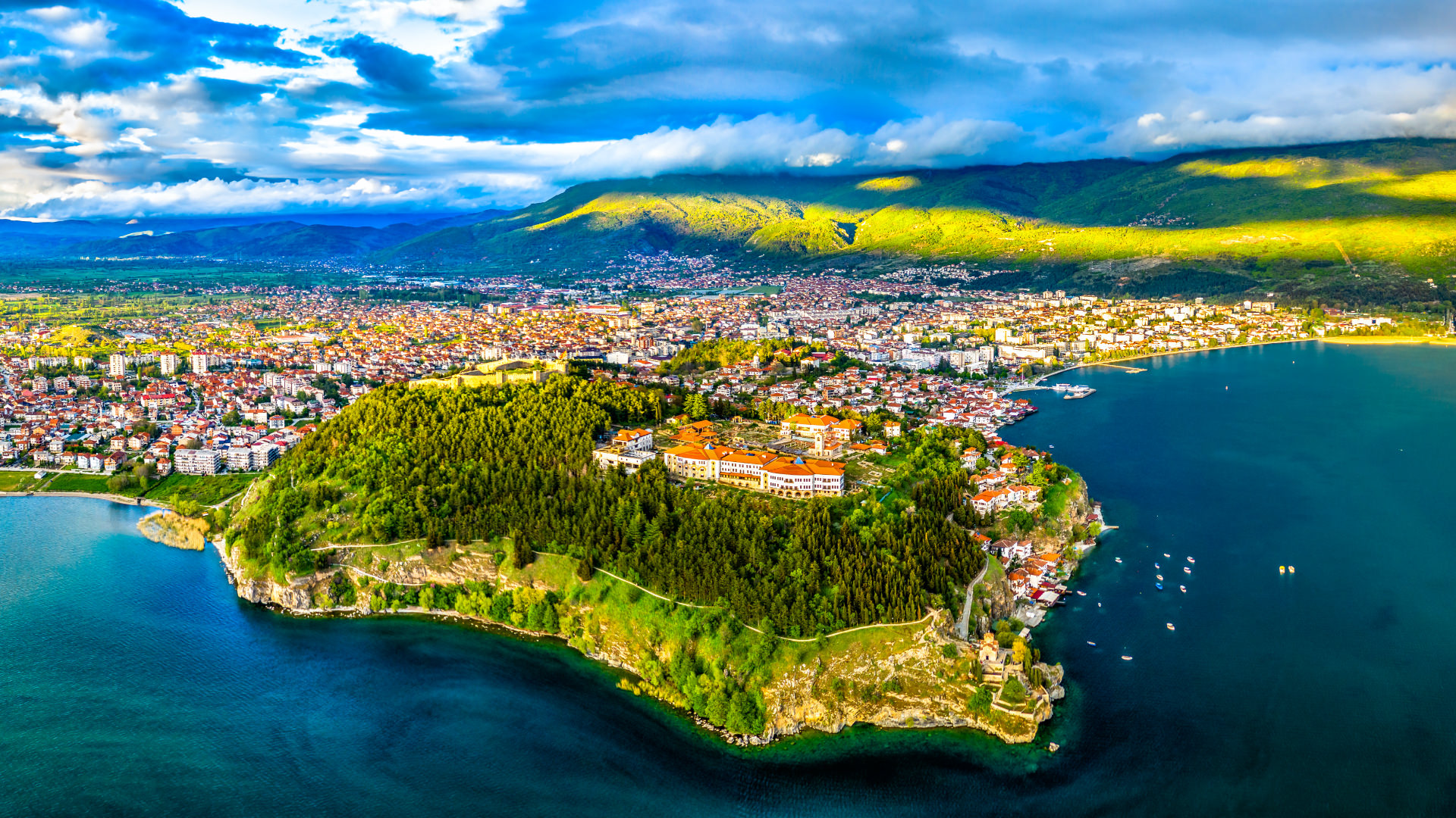 Balkanlarda Gizli Kalmış Bir İnci, Ohrid