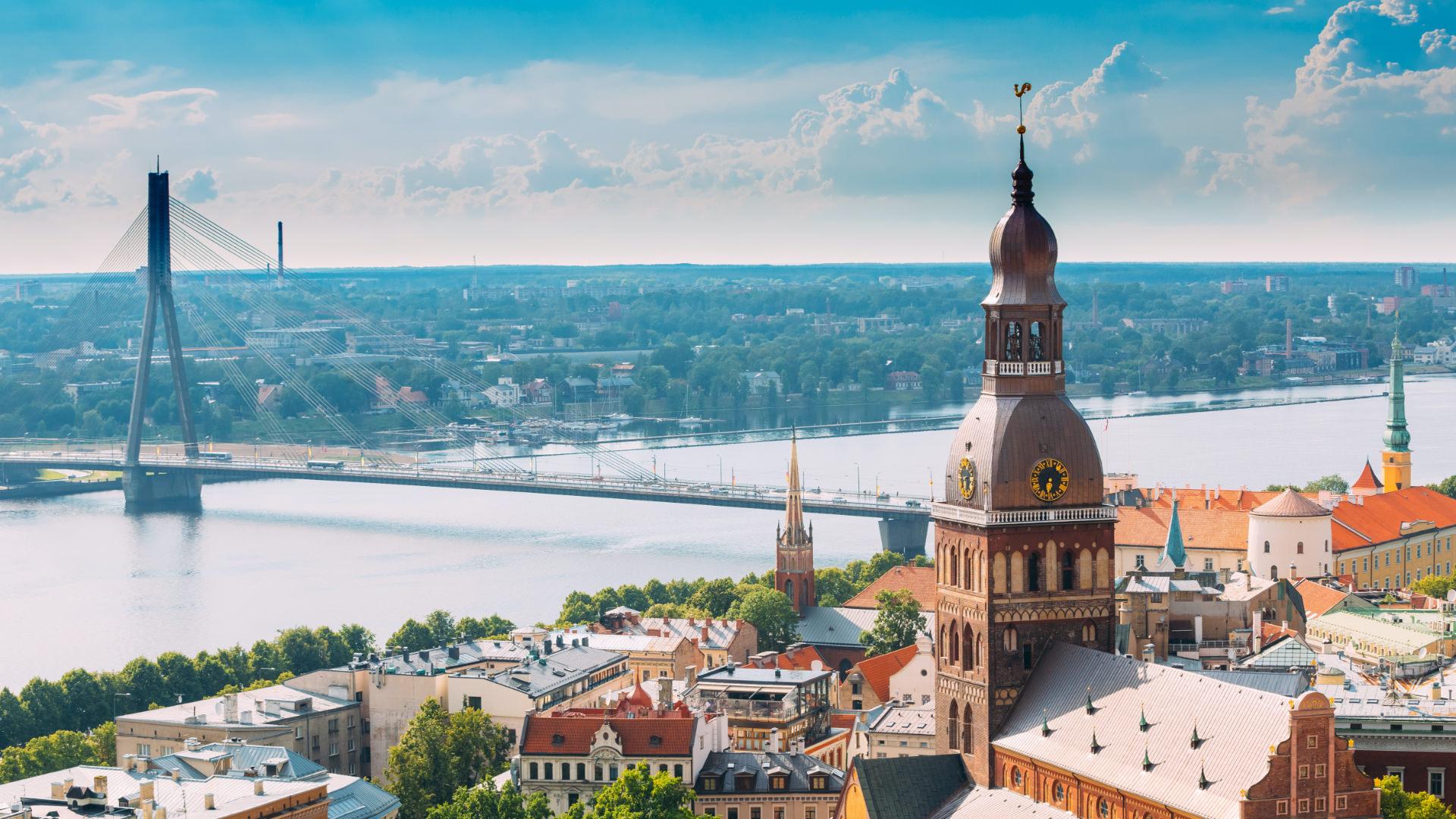 Baltıkların Güzel ve Huzurlu Şehri: Letonya'nın Başkenti Riga