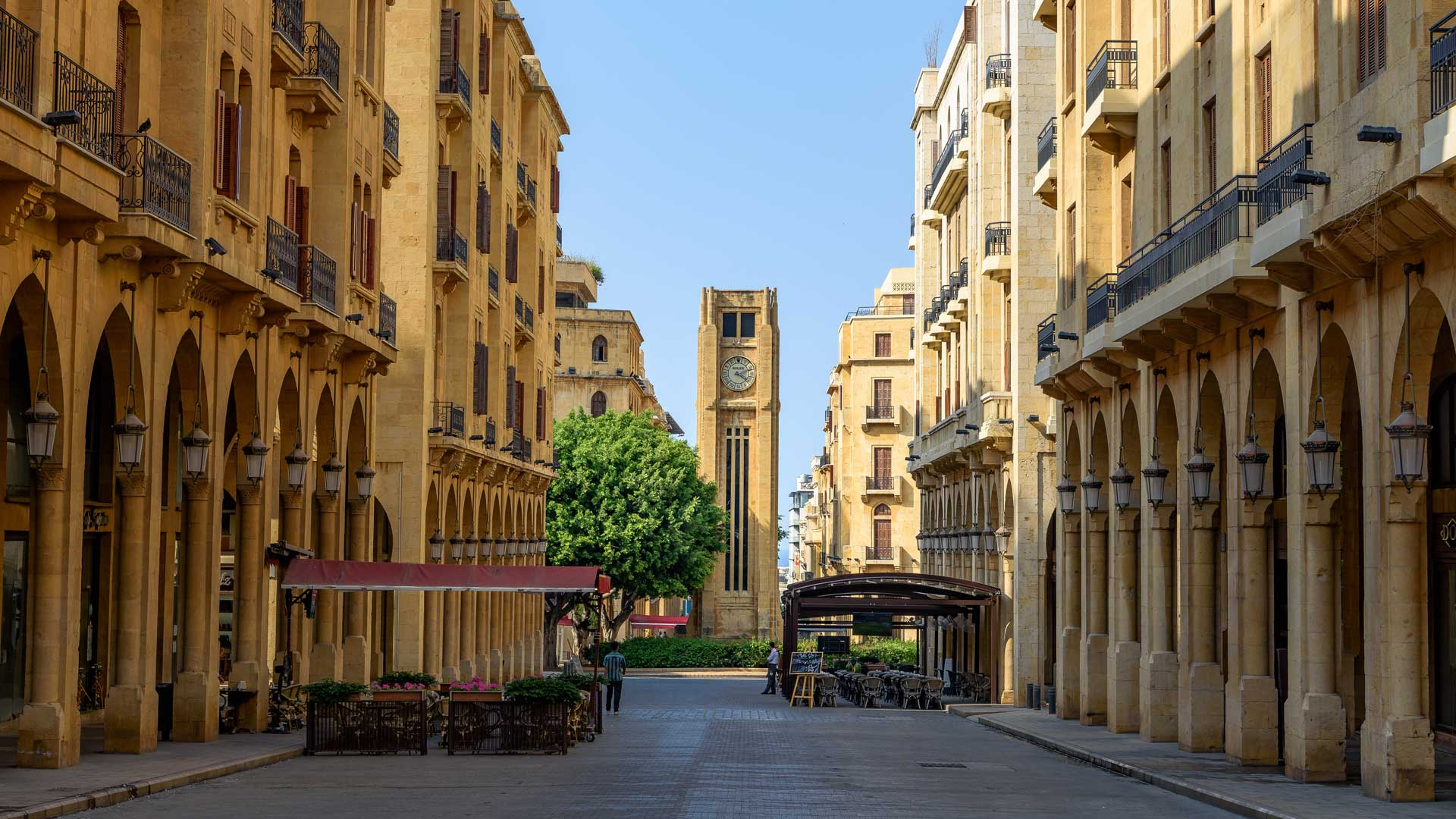 Uyumayan Şehir Beyrut'ta 72 saat!
