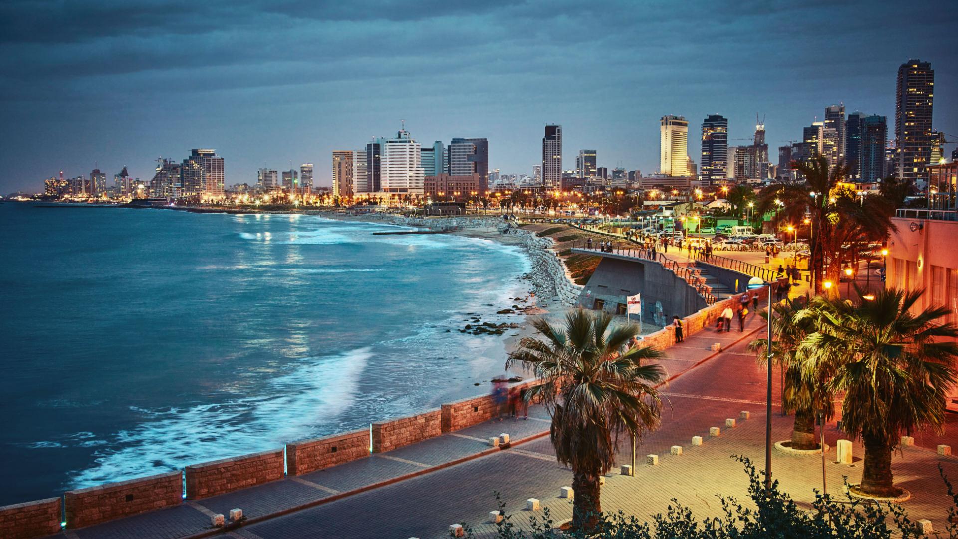 Beni En Çok Şaşırtan Şehir: Tel Aviv