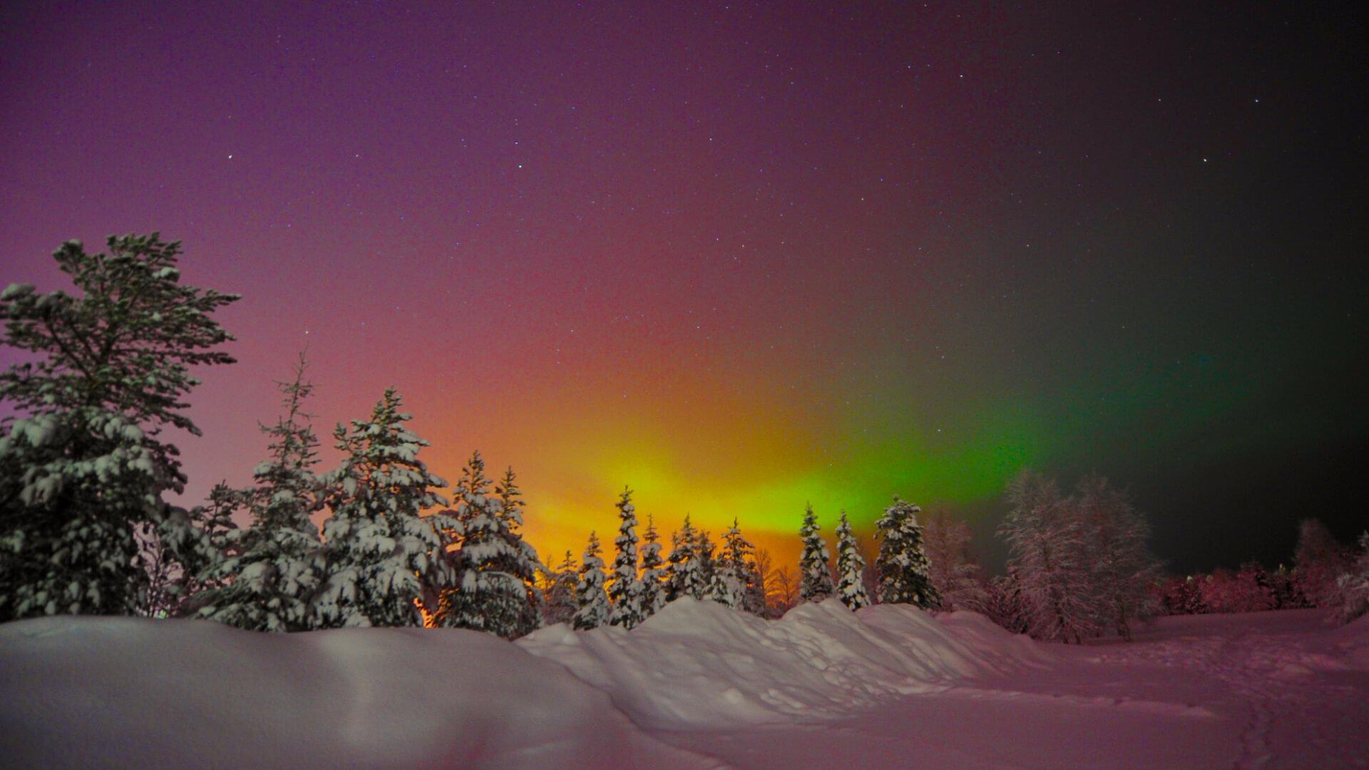 Beyaz Krallık; Laponya
