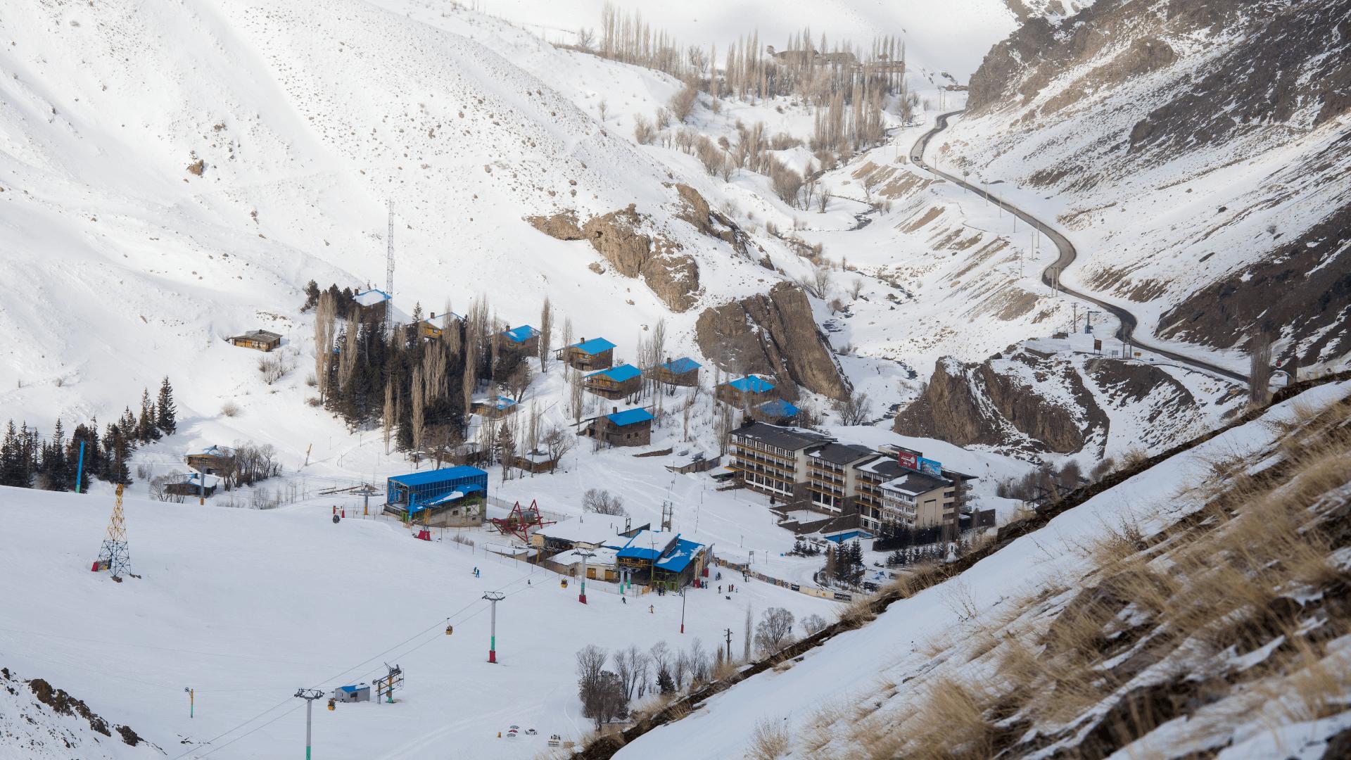 Asya'da Kayak Pek Keyifli