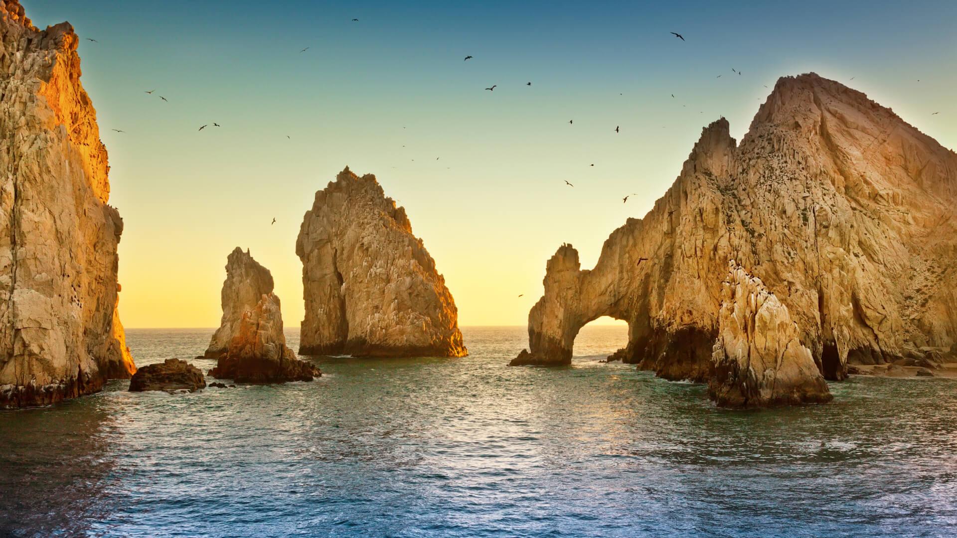 Bir Los Cabos, İki Şehir