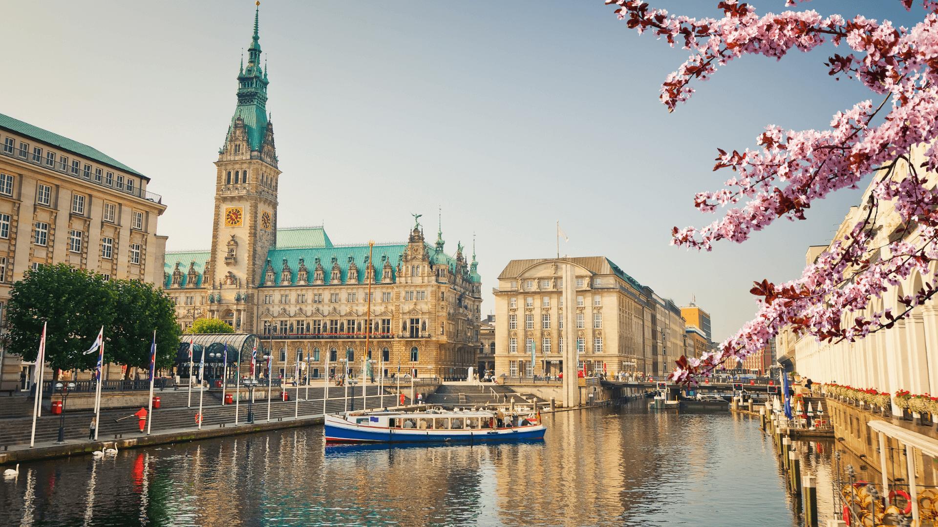 Bu Hafta Sonu Hamburg'a!