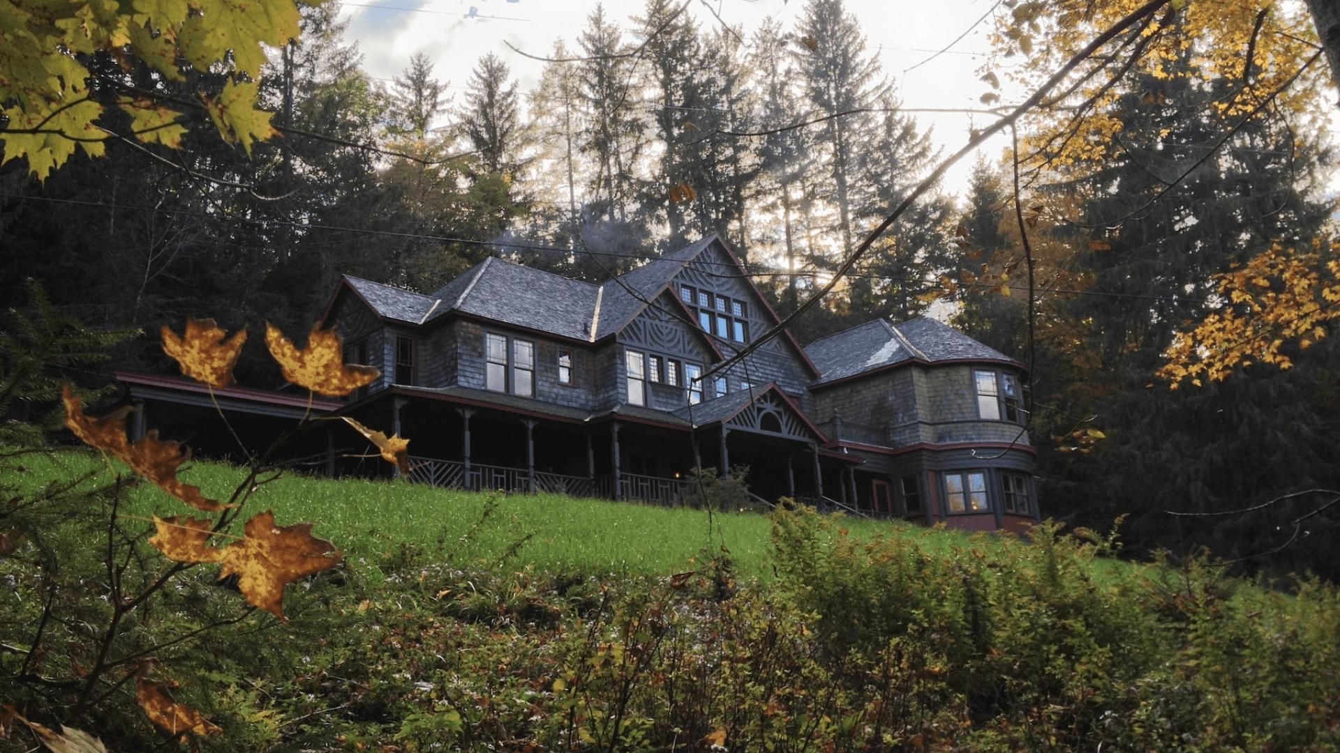 Catskills Dağları'nda XIX. Yüzyıla Dönüş