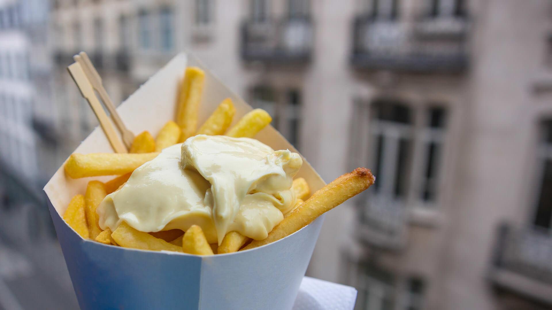 Avrupa'nın En Lezzetli Patatesi, Belçika Patatesi