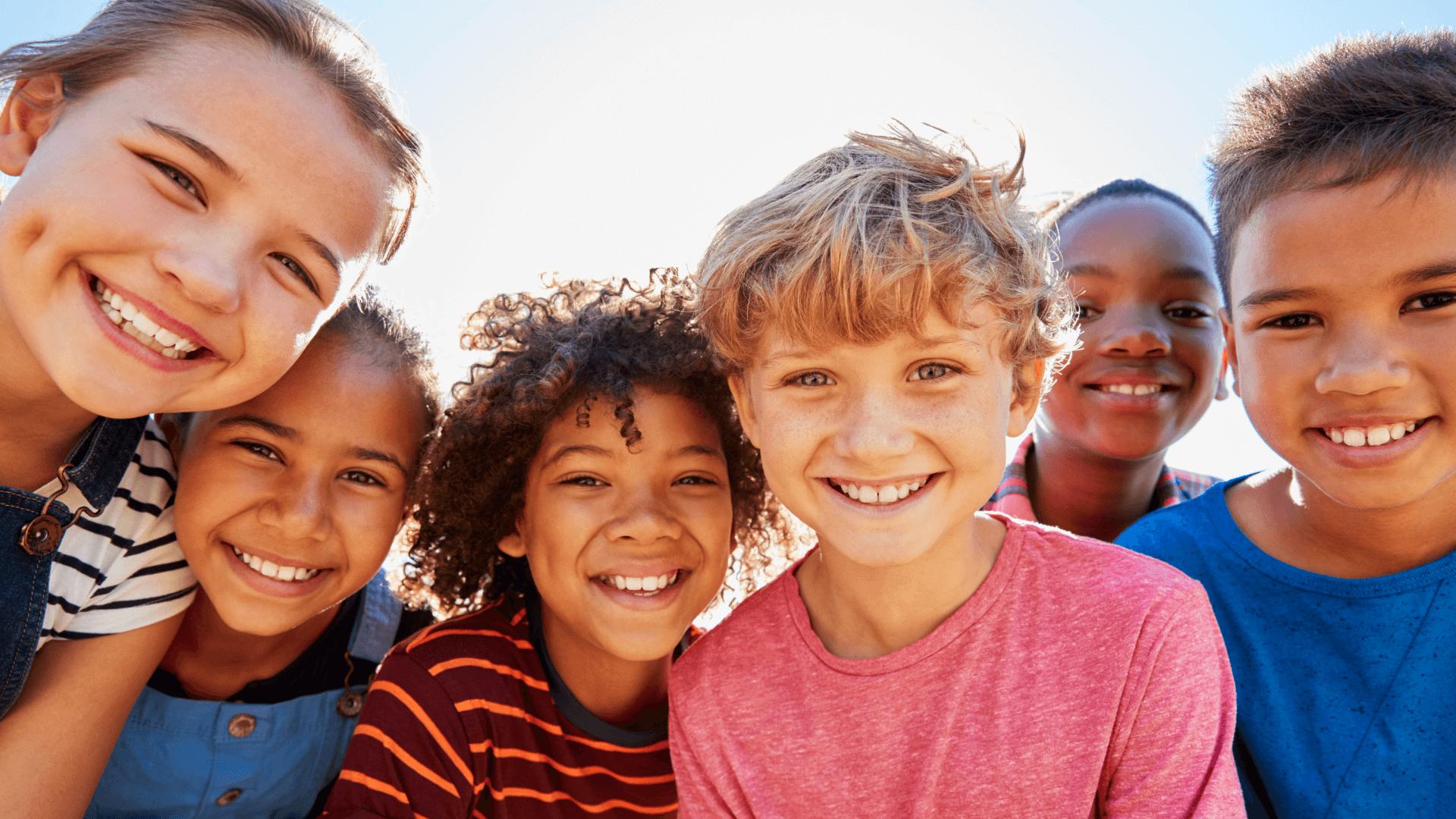 Çocukların Gülümsemesi için Bolca Seçenek