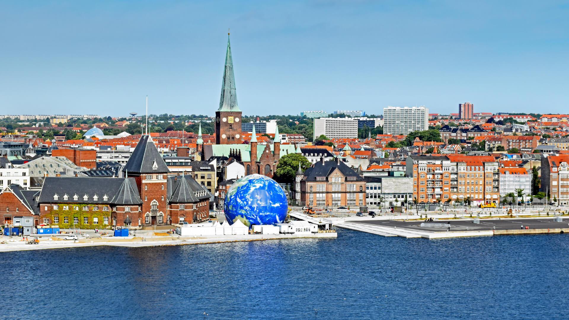 Danimarka'nın Kuzeyinde Bir Minik Metropol: Aarhus