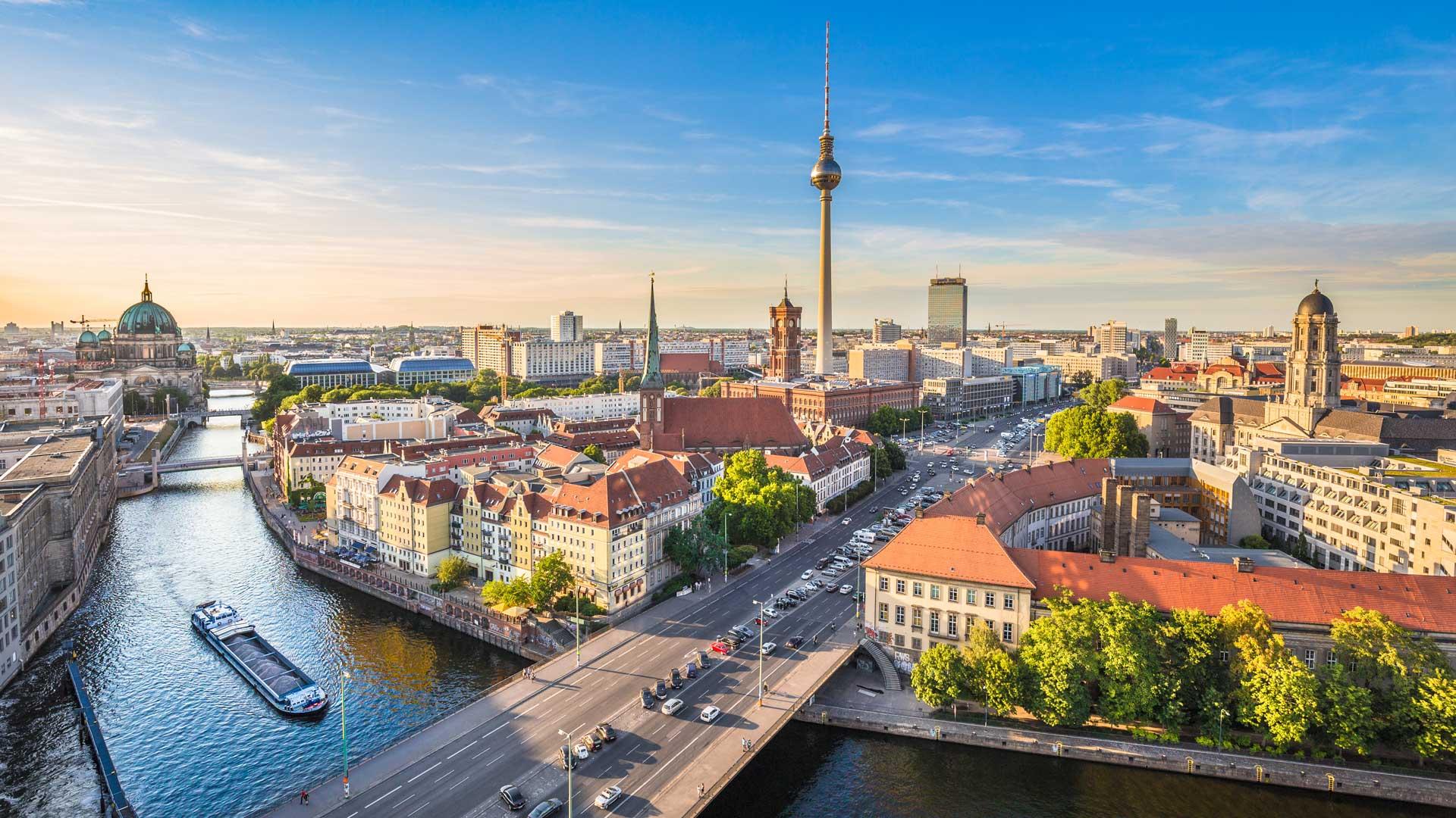 Keşfetmekle Bitmeyen Şehir: Berlin
