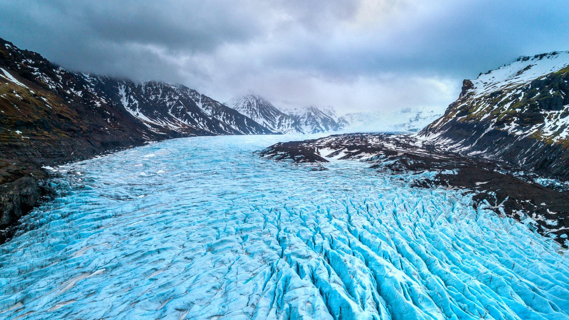 Doğal ve Güzel; İzlanda'nın Skaftafell Ulusal Parkı