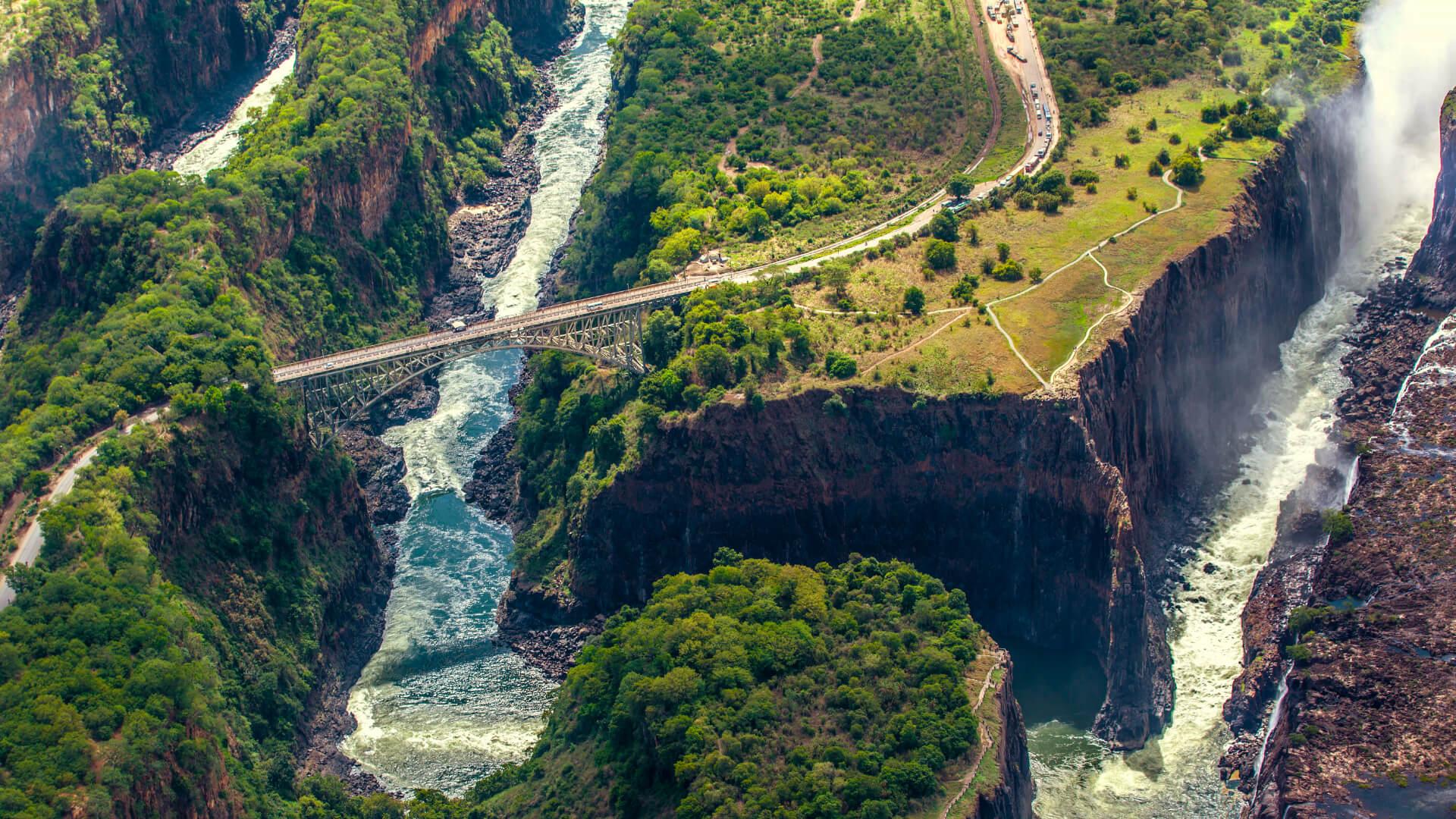 Dünyanın Zorlu Rafting Deneyimlerinden Biri; Zambezi Nehri