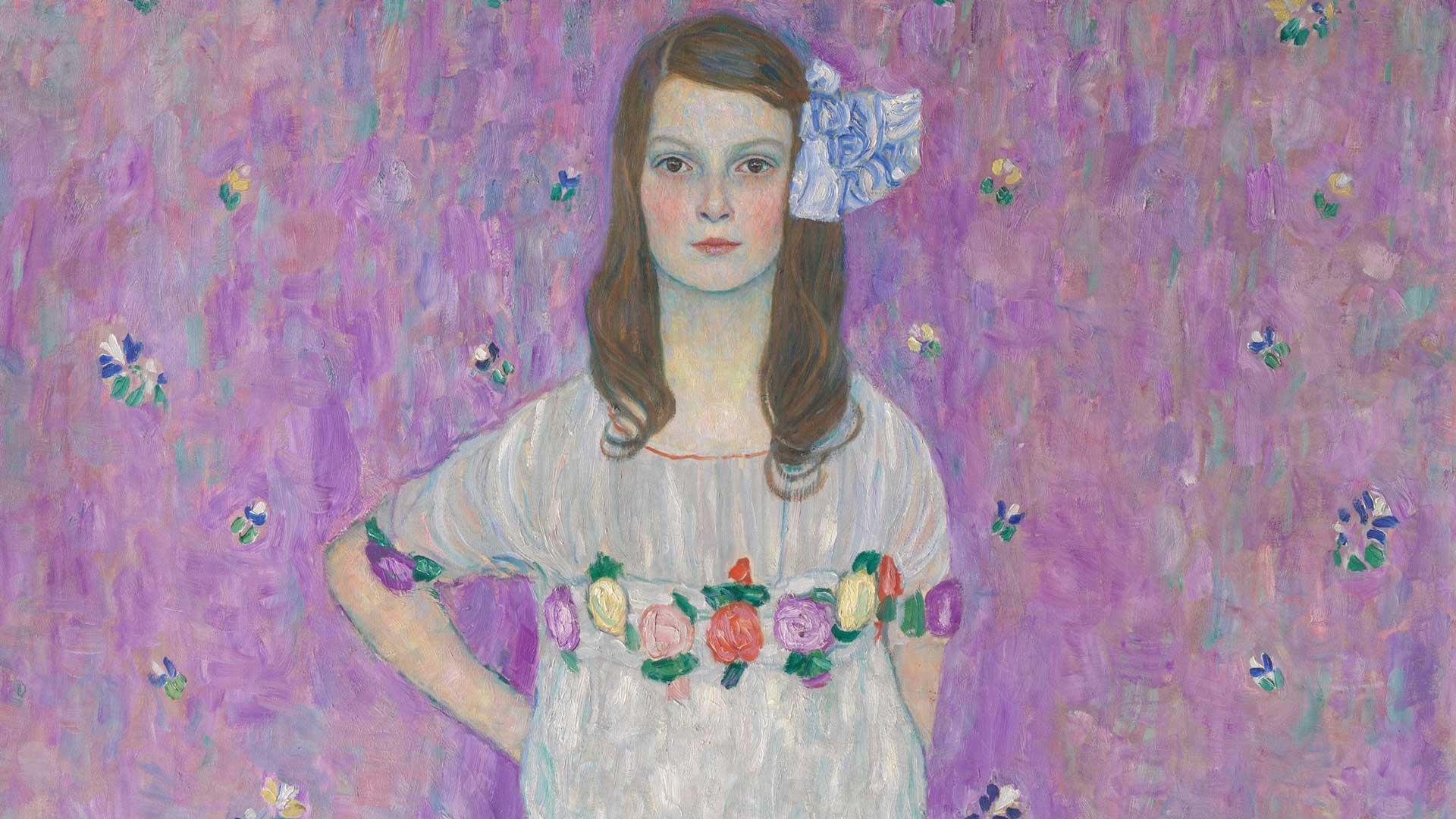 Gustave Klimt'in Viyana'daki Stüdyosu