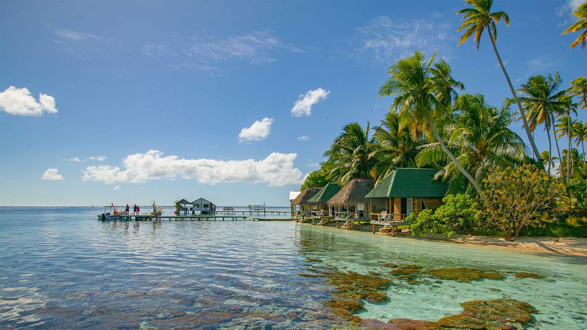 Fotoğraf Makineleriniz Hazırsa: Fransız Polinezyası