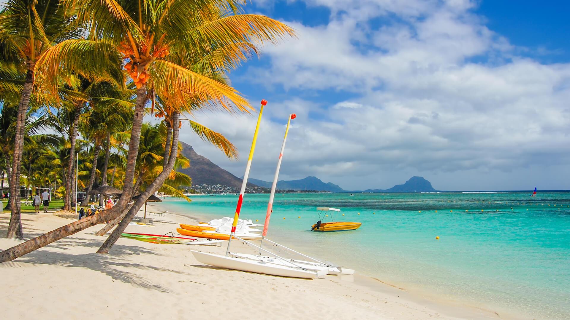En Hareketli Tropikal Ada; Mauritius