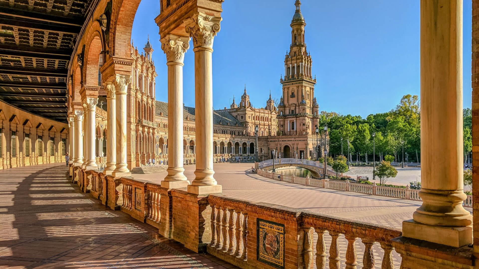 Endülüs'ün En Güzelinde 72 Saat… Sevilla
