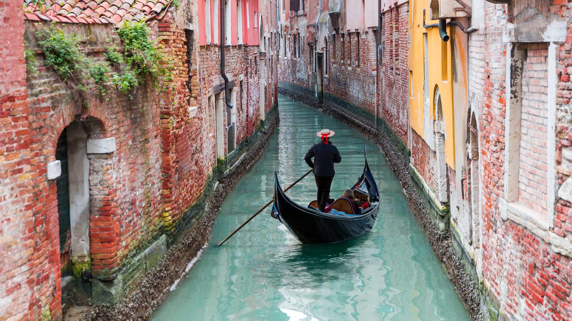 Tüm Zamanların Şehri: Venedik