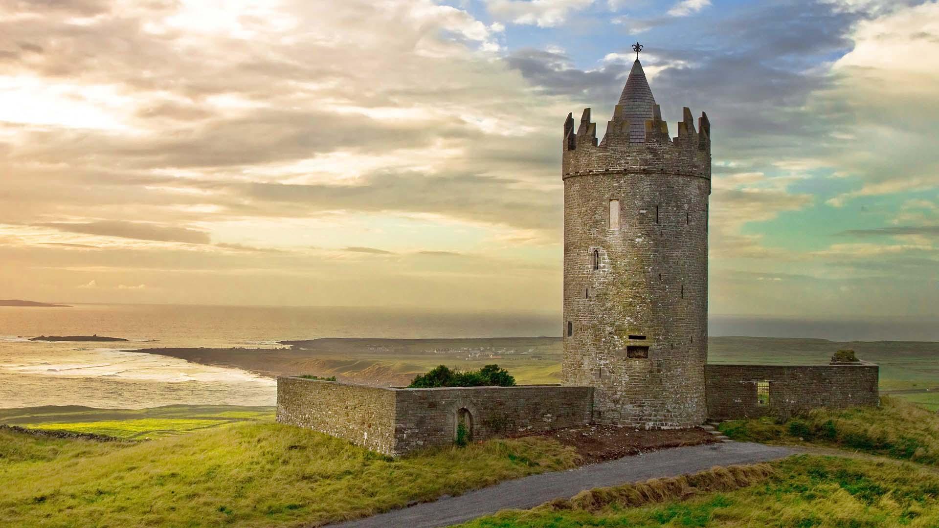 İrlanda'dan En Güzel Manzaralar