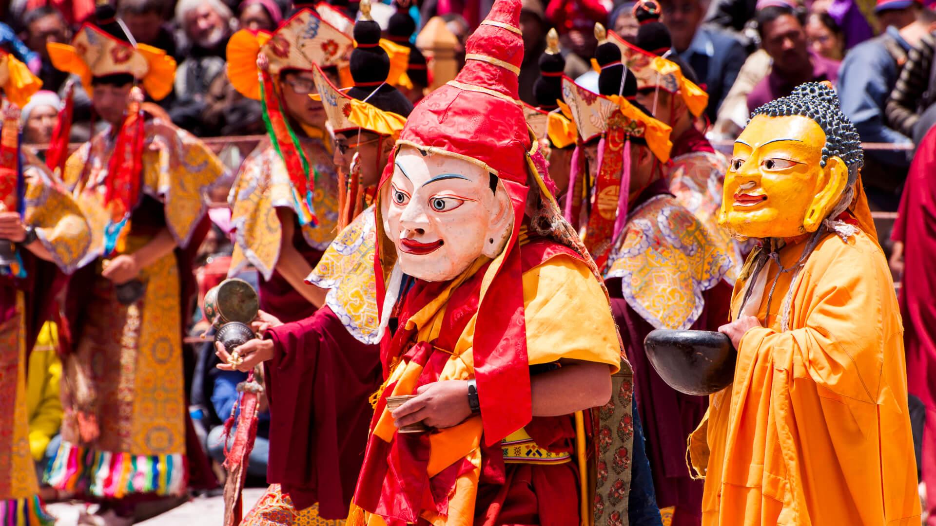 Festival Gibi Ülke: Hindistan'ın En Ünlü Festivalleri