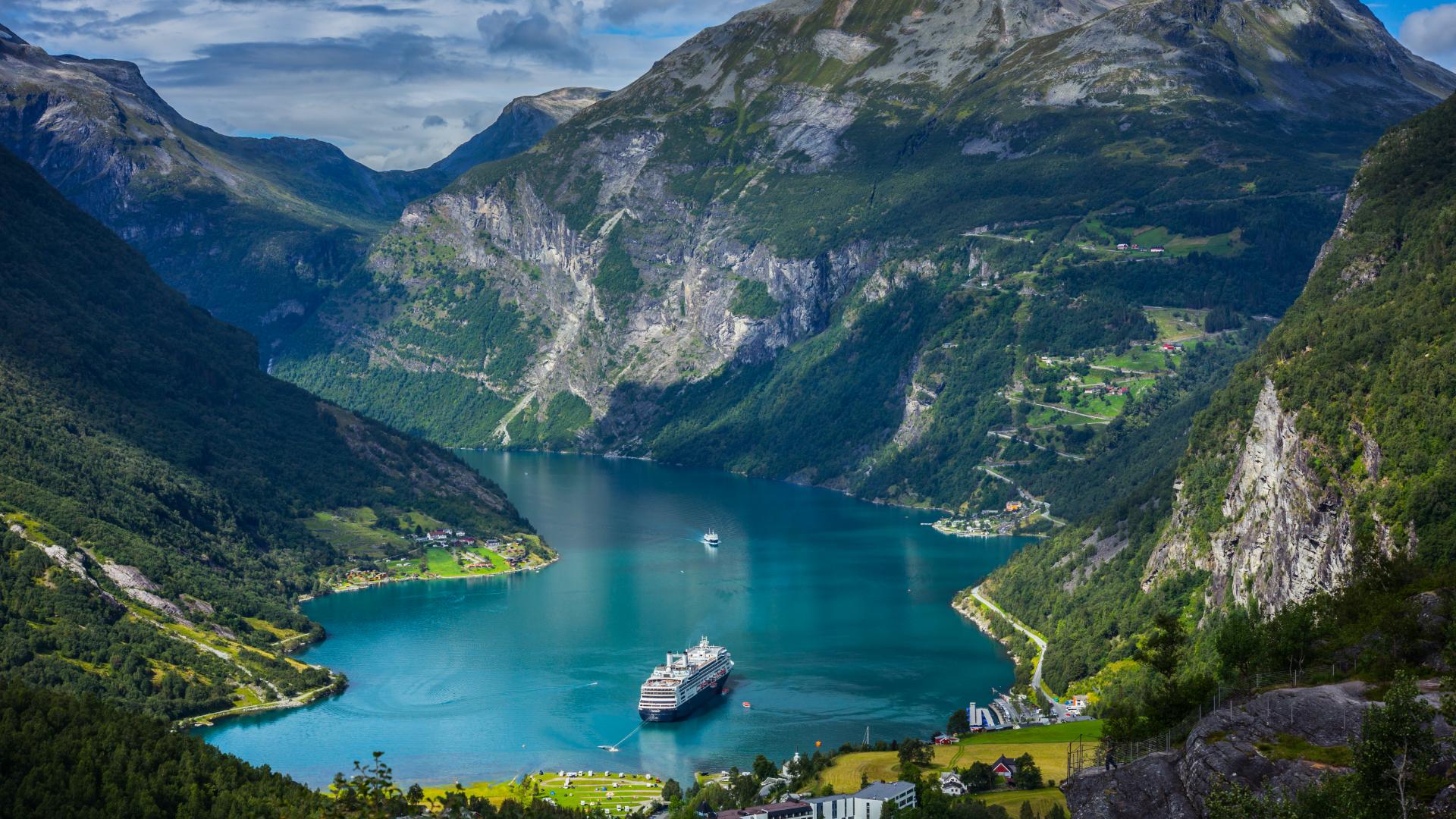 Fiyortlardan Fiyort Beğenelim, Norveç Doğasının Büyülü Manzaraları