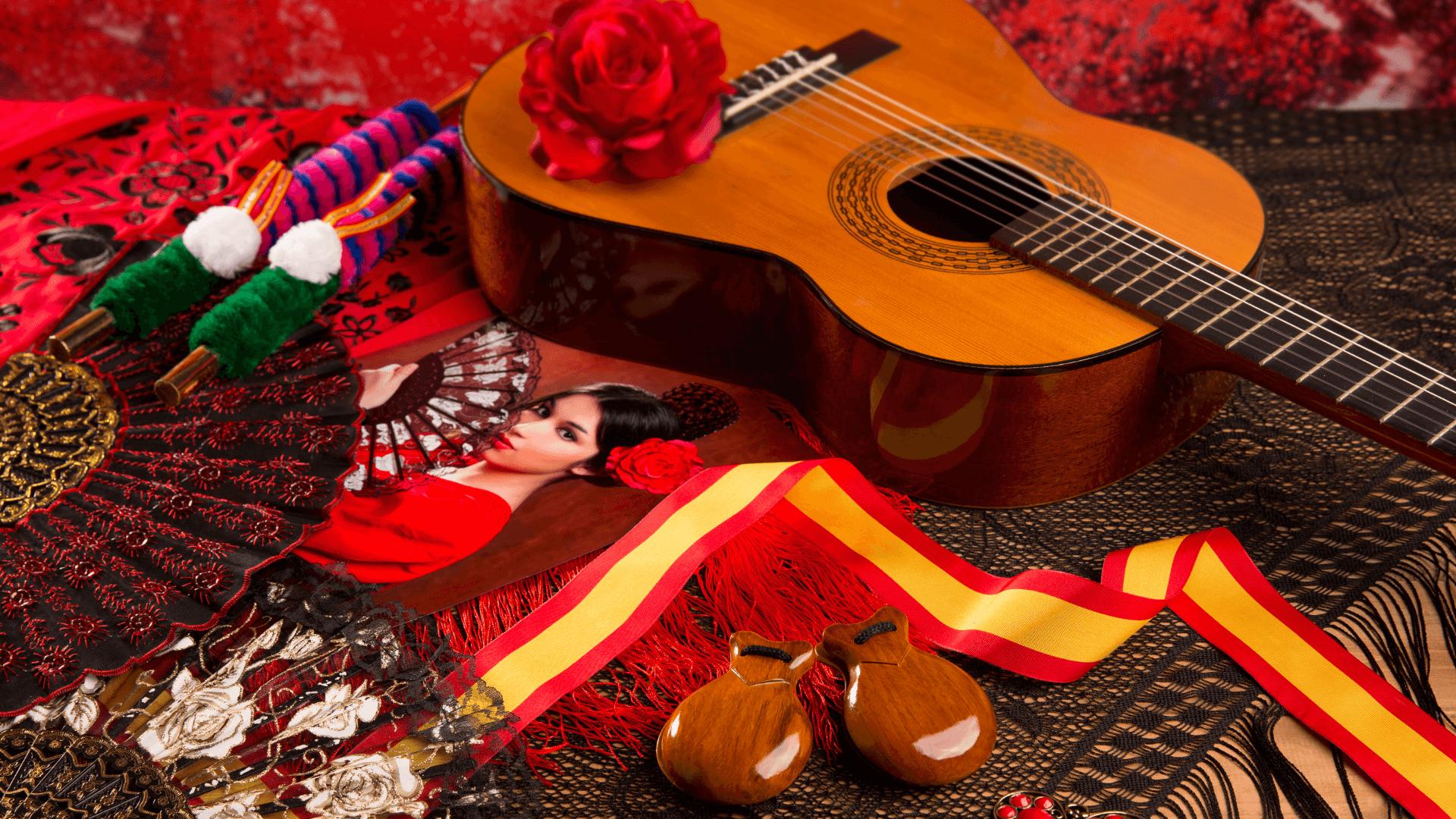 Flamenko Gitarı Sevilla'da Dinlenir