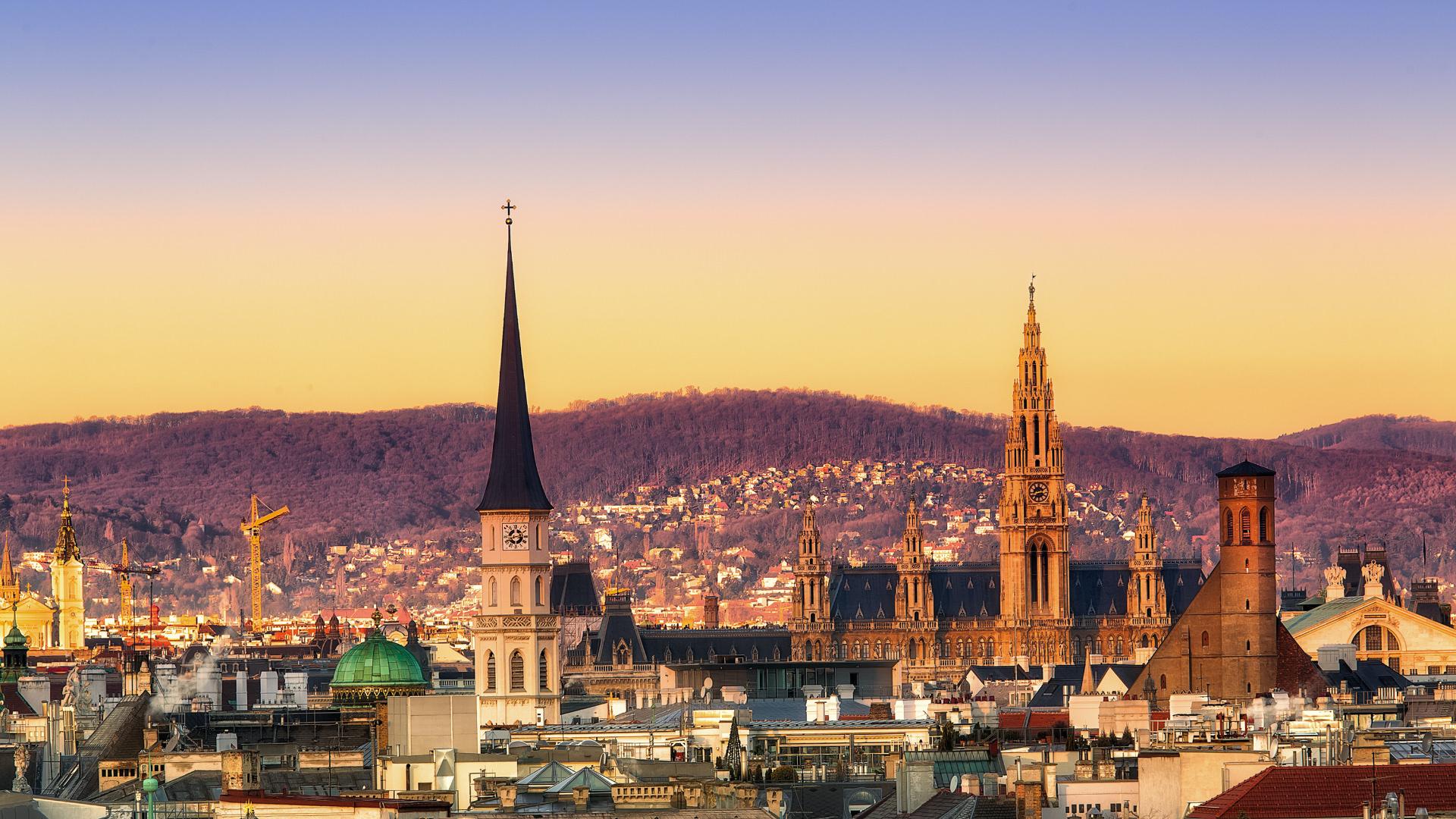 Güler Yüzlü Başkent: Viyana