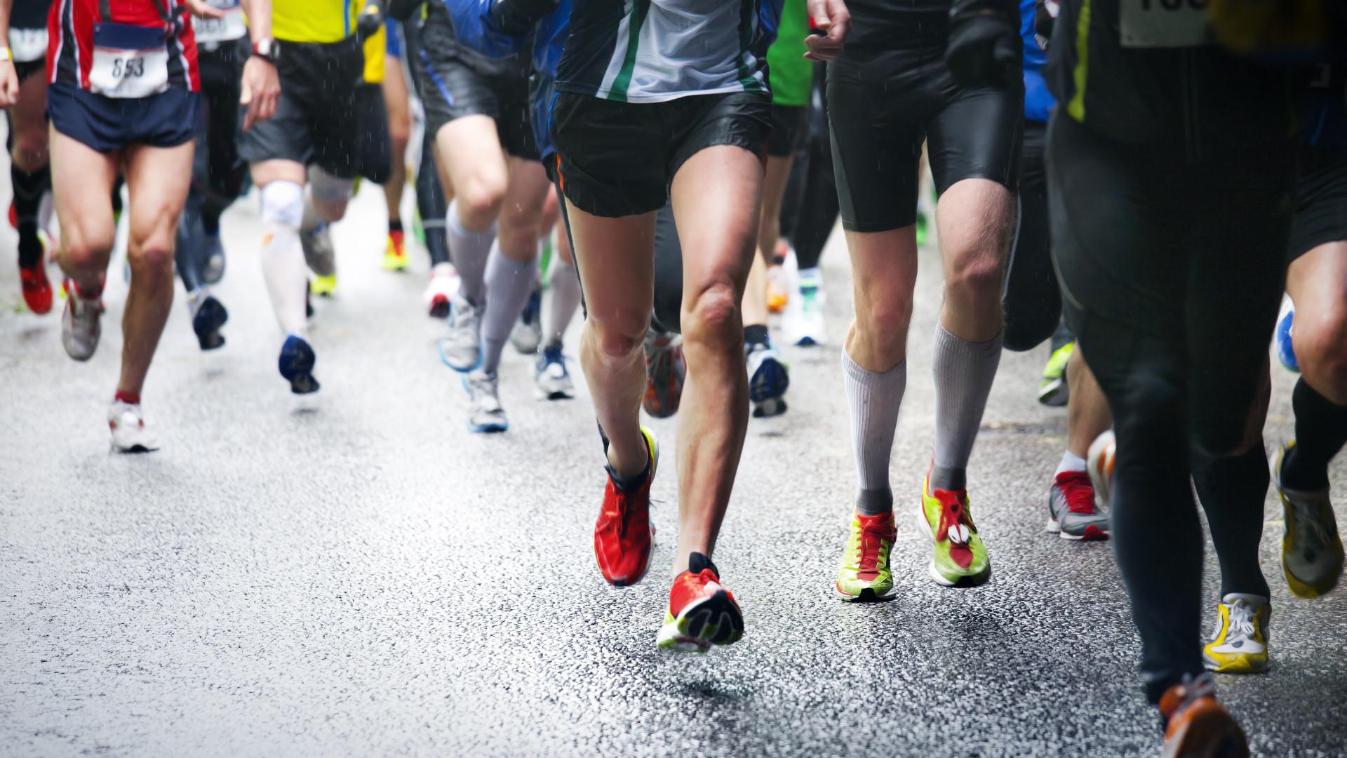 Hem Gezerim Hem Koşarım, Dünya Maratonları