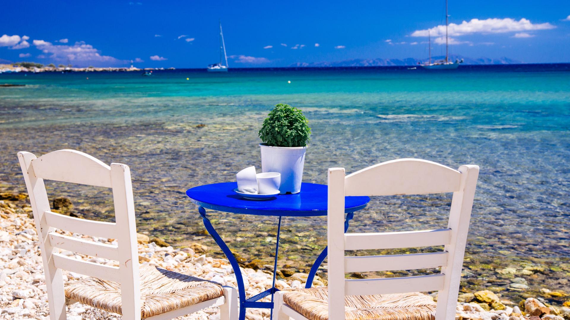 Huzurun, Keyfin ve Tarihin Cevheri, Paros ve Naxos Adaları, Yunanistan