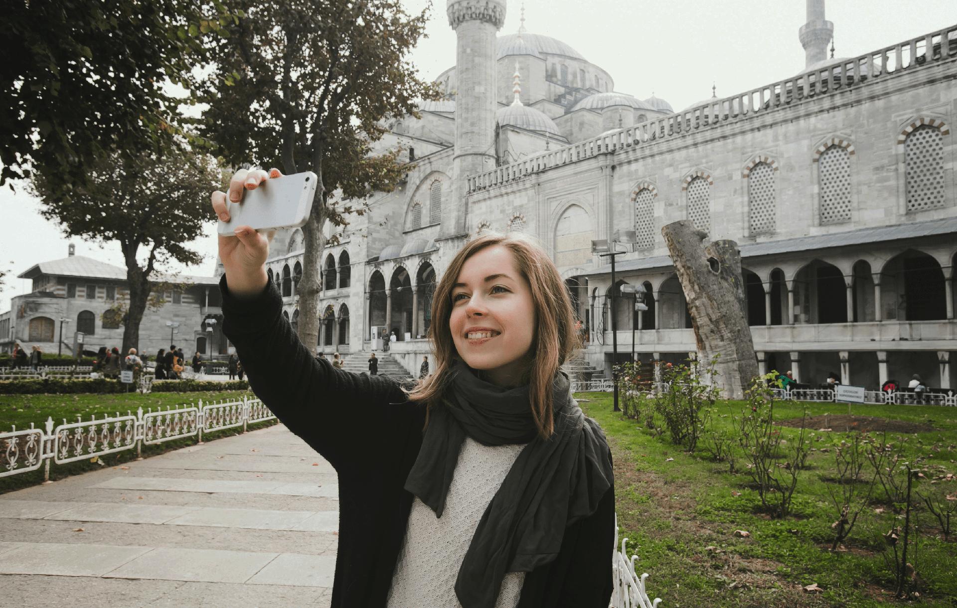 İstanbul'un En İyi Selfie Noktaları
