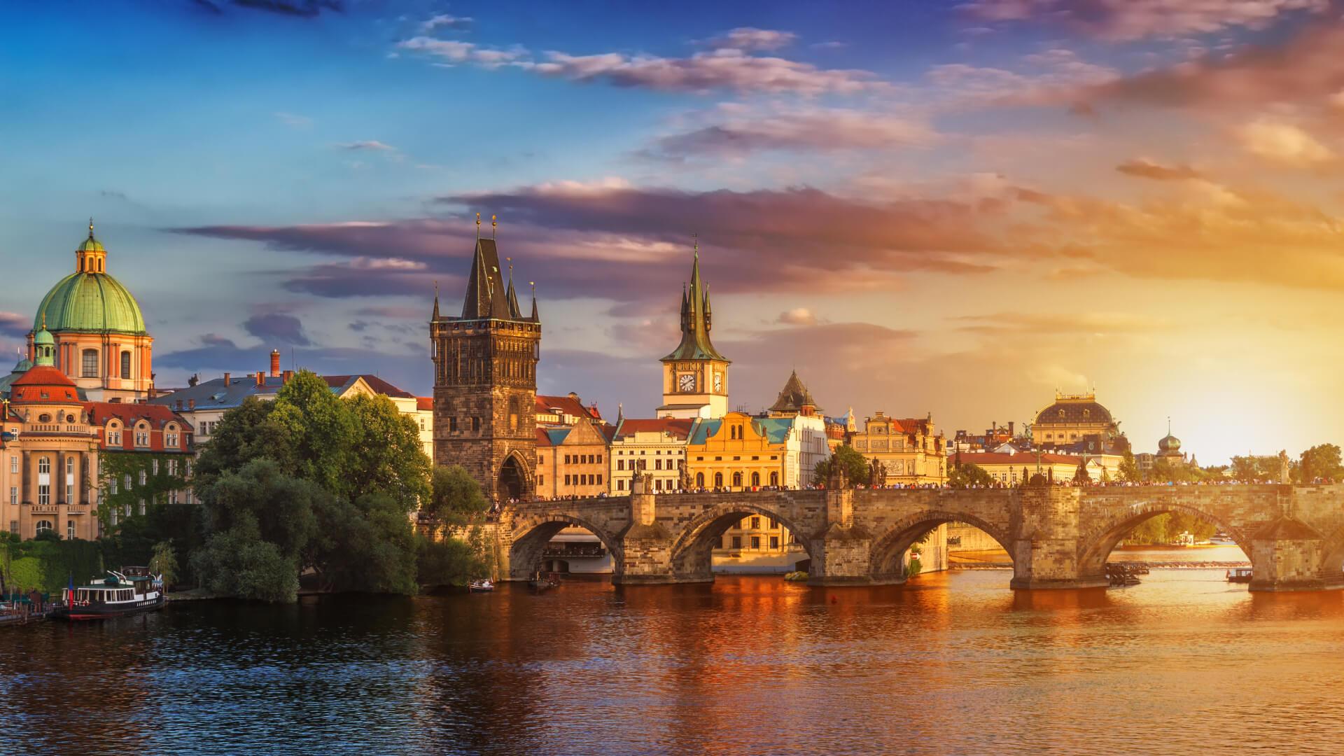 Kişisel Romantik Seyahatin Başkenti: Prag
