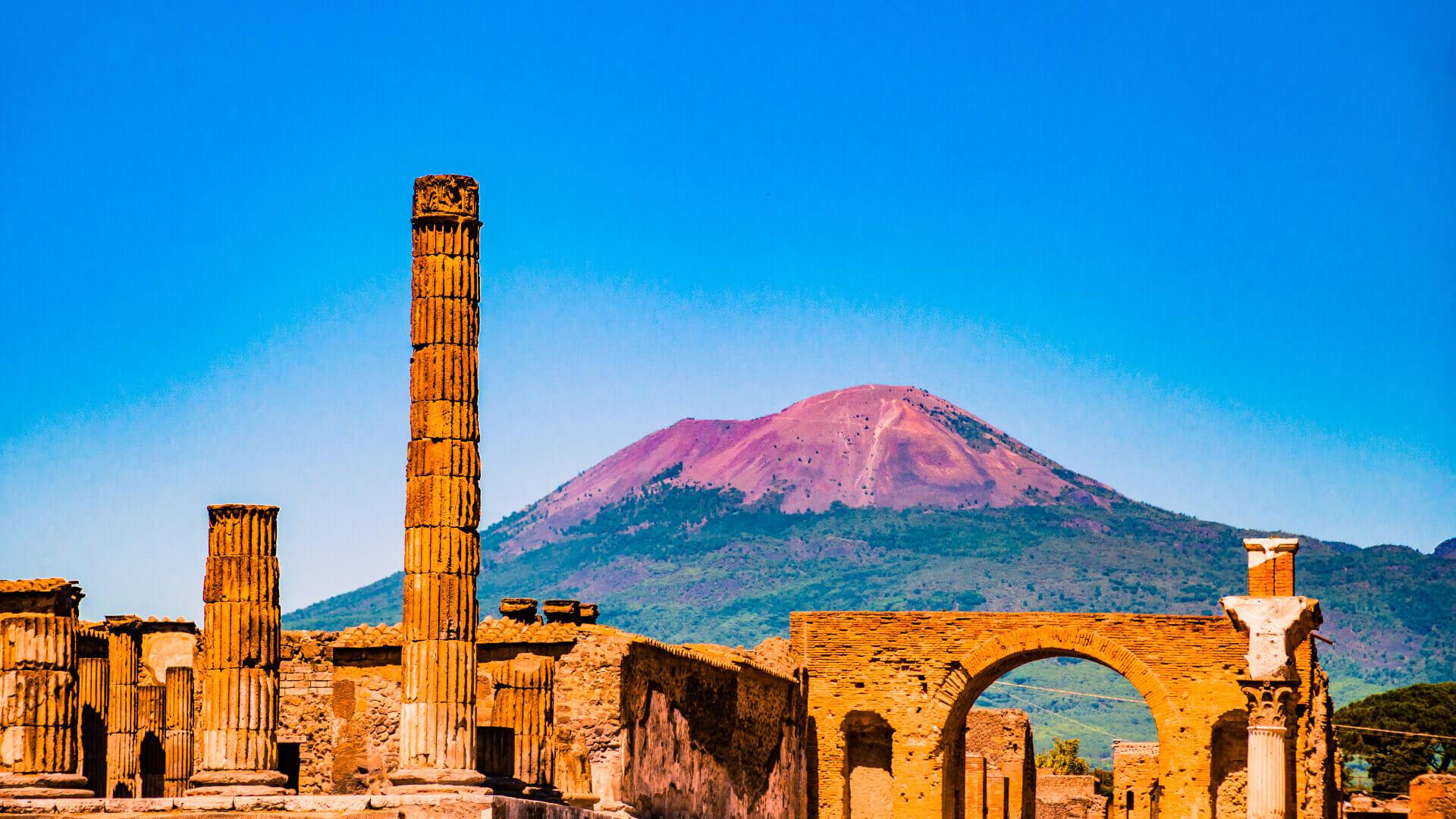 Kıyameti Yüzlerce Yıl Önce Yaşayan Şehir; Pompeii