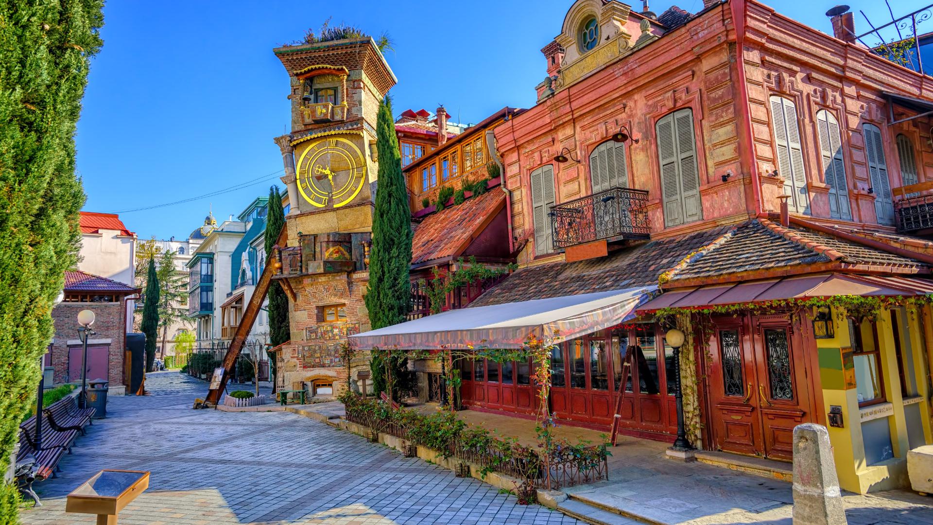 Klasik ve Modernin Harika Uyumu: Tiflis