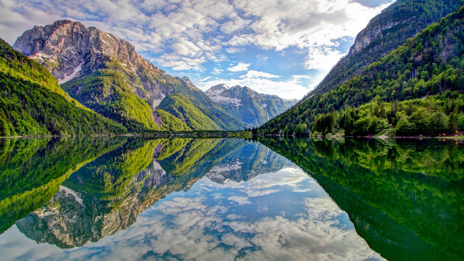 Küçük Bir Ülkede Büyük Maceralar Peşinde: Slovenya, Soca Valley