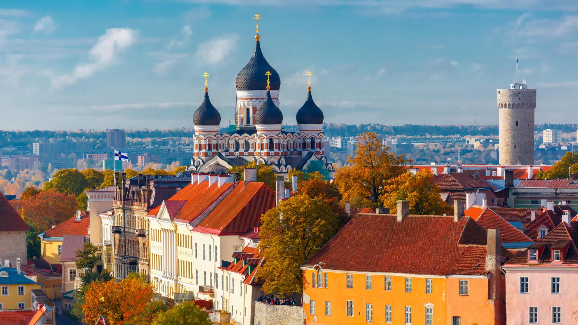 Kuzey'in Parlayan Yıldızı: Tallinn, Estonya