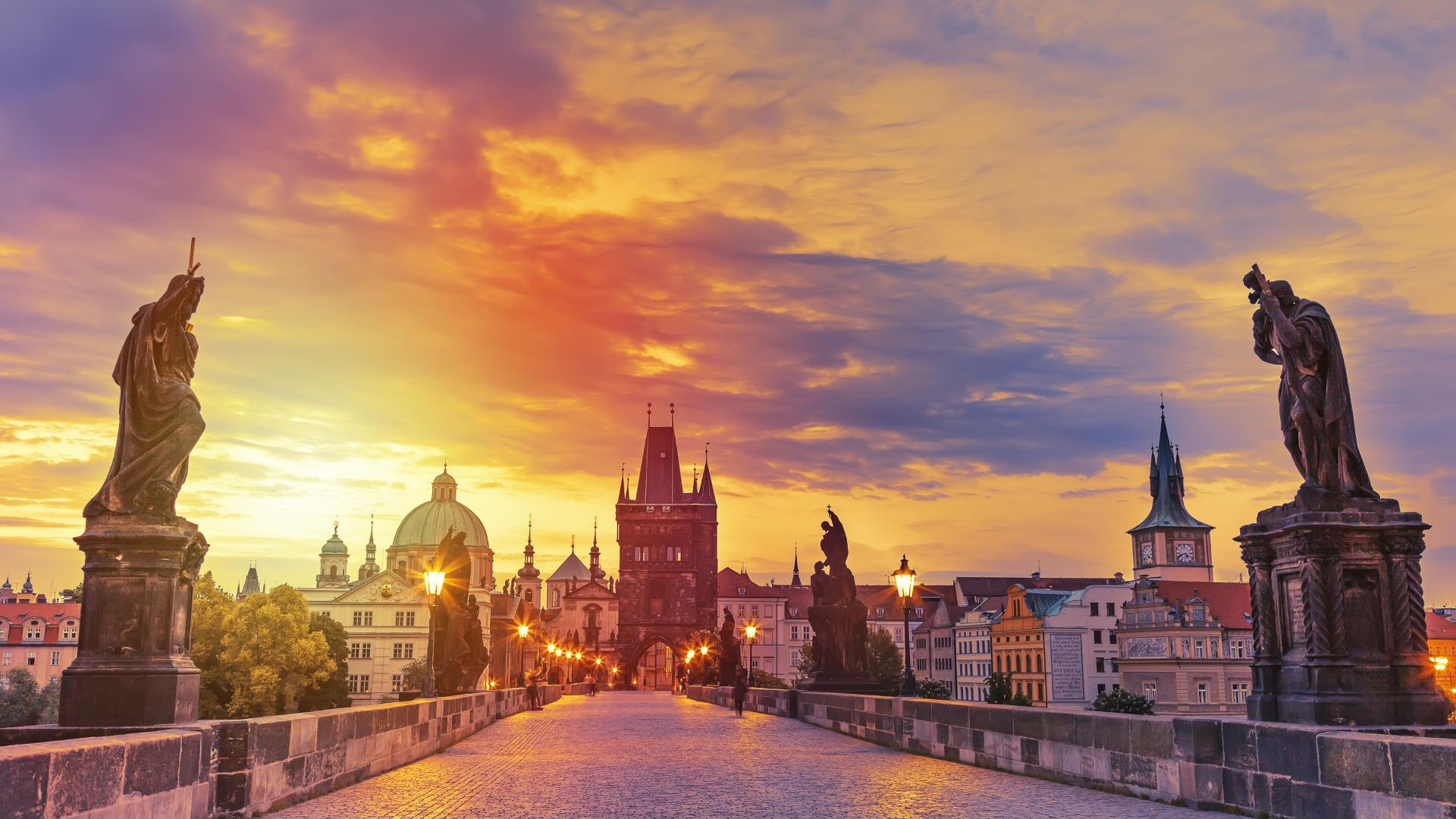 Masallardan Fırlayan Şehir; Prag