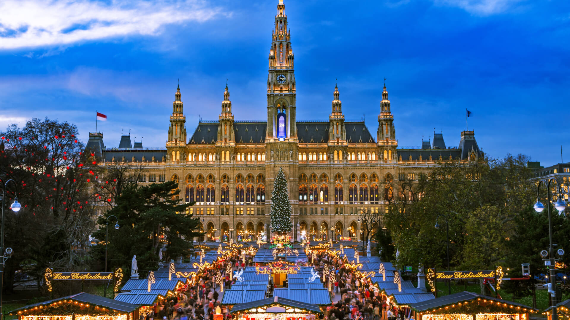 Müzeleri, Sarayları ve Doğasıyla Görülesi Bir Başkent; Viyana