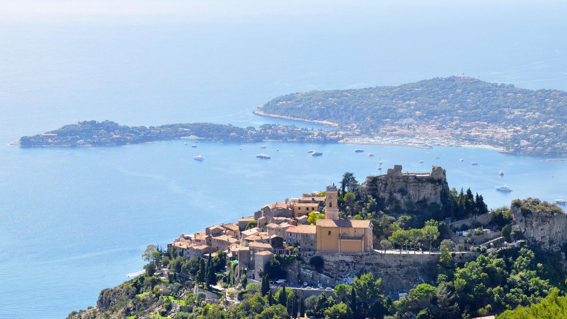 Nice'in Dağ Köylerinde 72 Saat