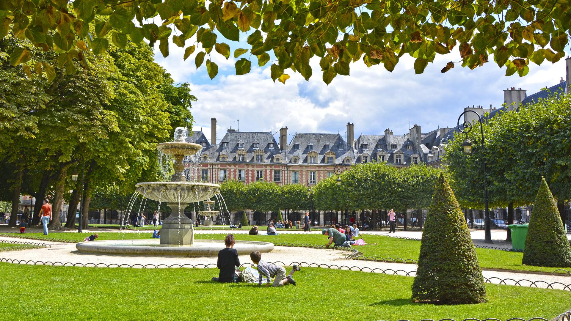 Paris'in İçindeki Gerçek Paris