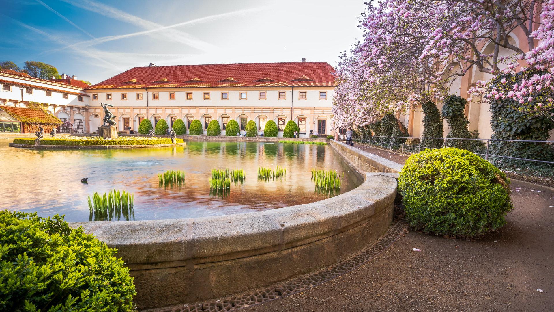 Prag'ın Gizli Hazinesi: Bahçe ve Parkları