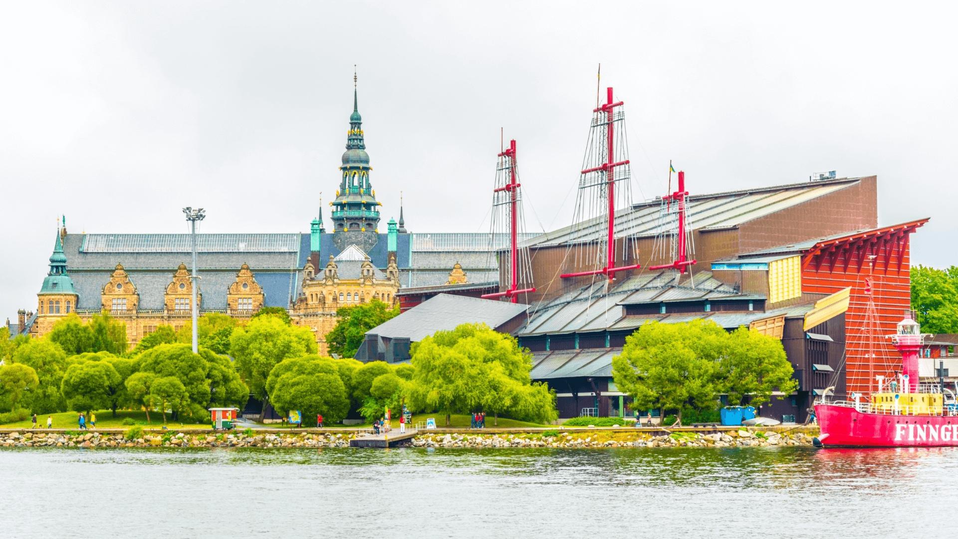 Sadece 20 Dakika Süren Yolculuğun Hikayesi; Stockholm Vasa Müzesi