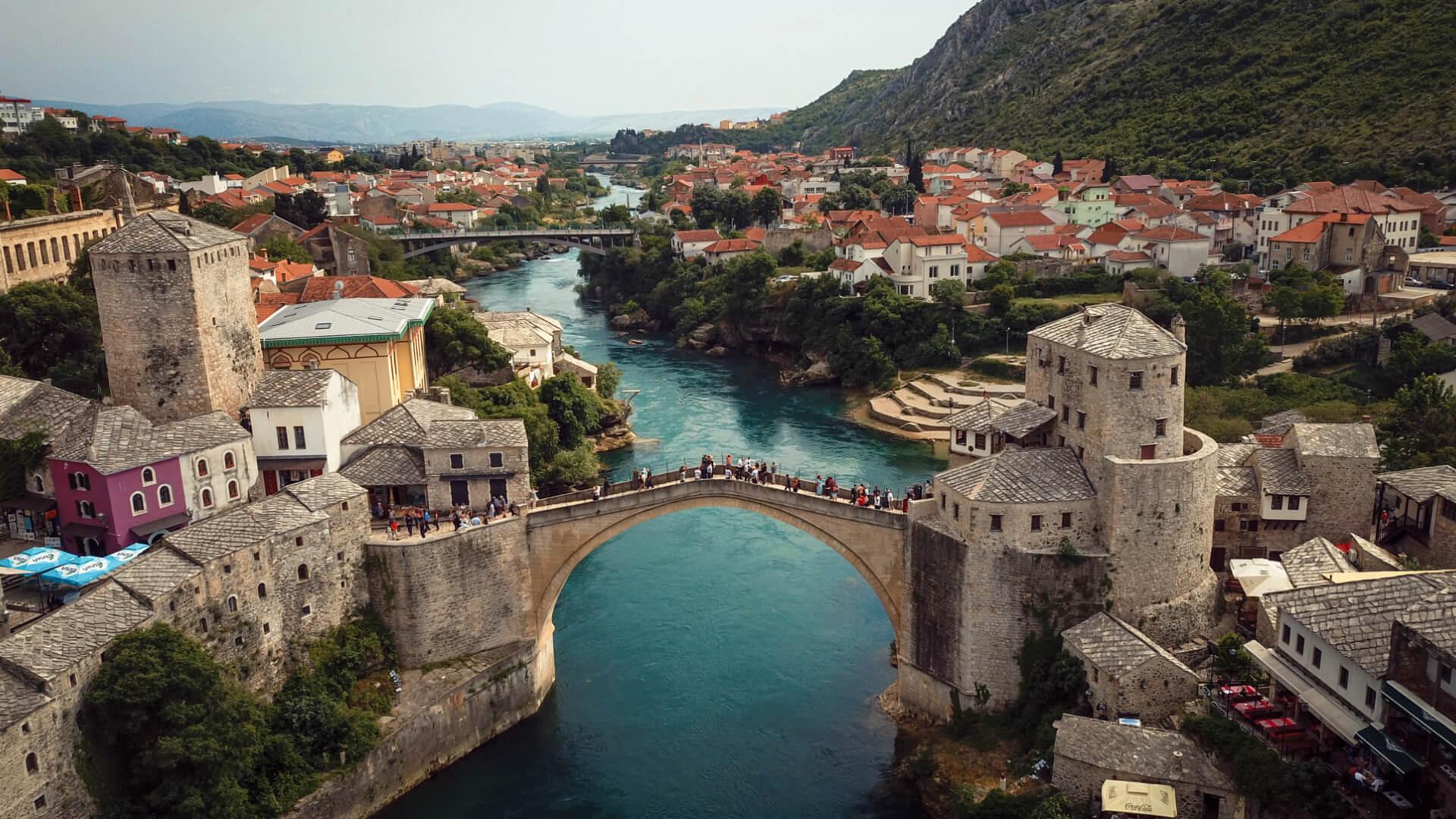 Saraybosna'ya Süren Yolculuk