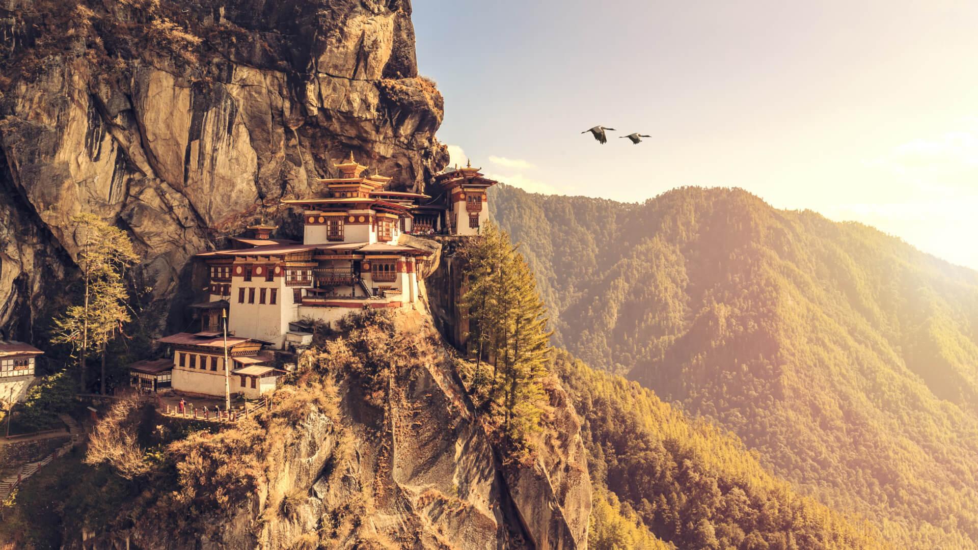 Tapınakların Diyarı Butan