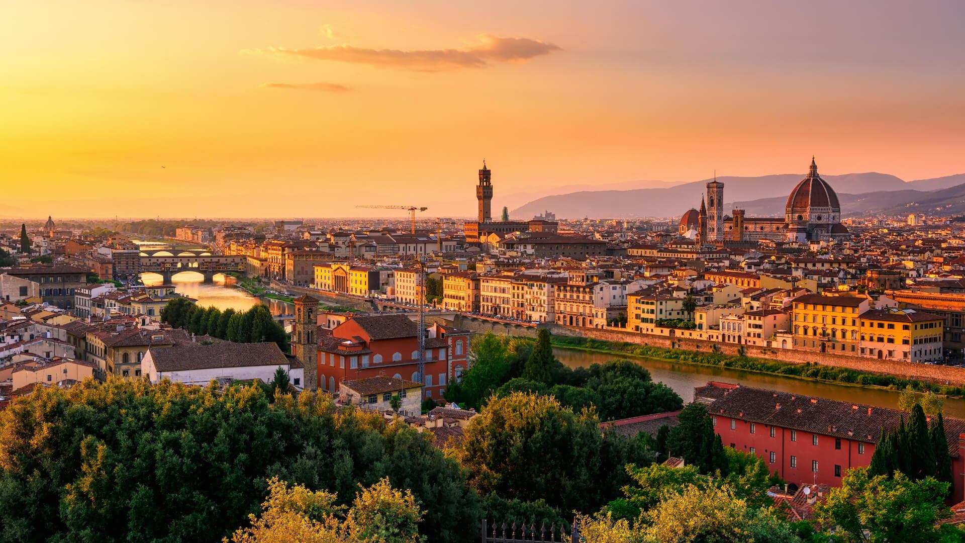 Toskana'nın Başkentine Büyülü Yolculuk: Floransa
