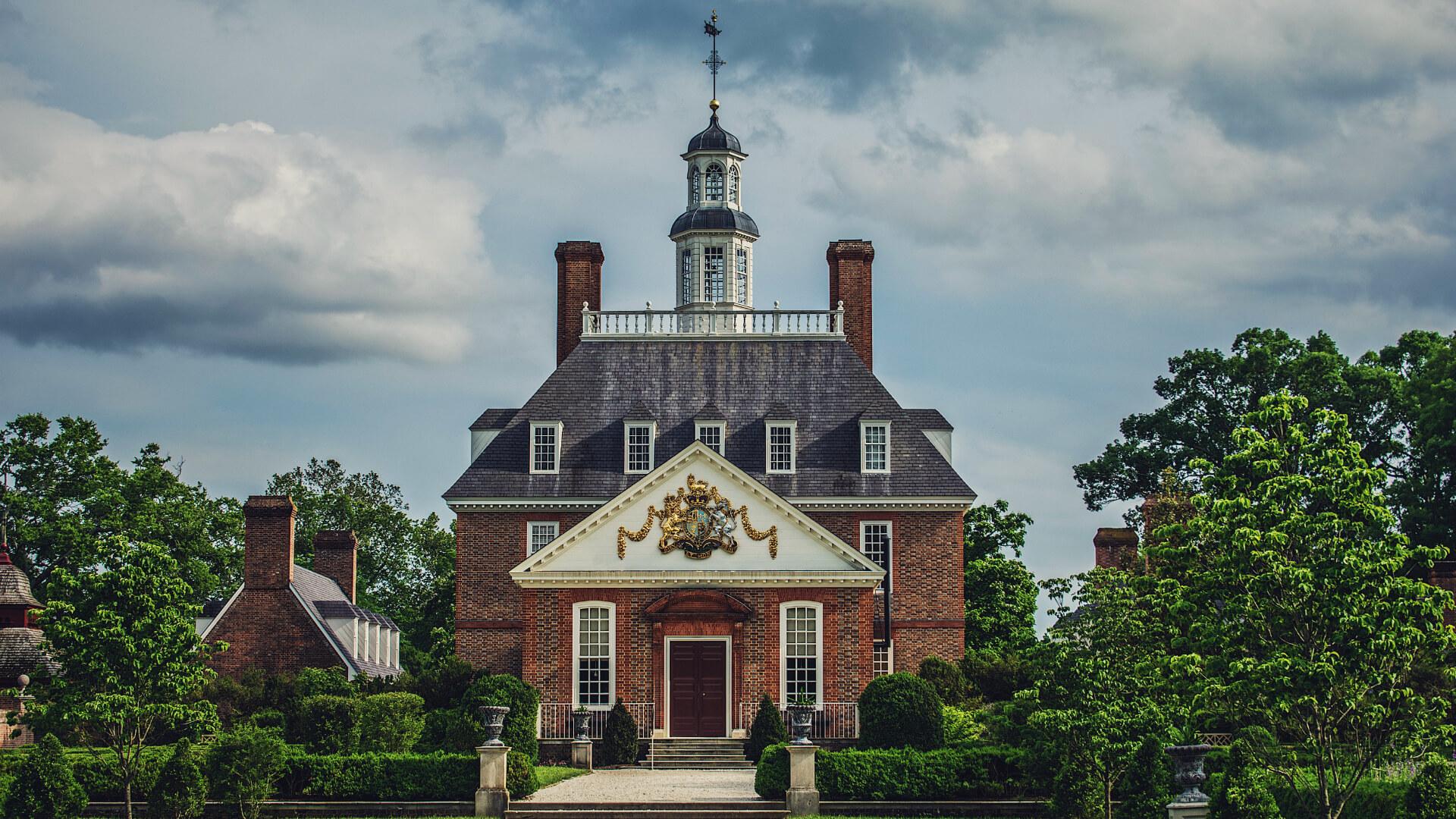 Virginia'da Bir XVIII. Yüzyıl Tasviri: Colonial Williamsburg