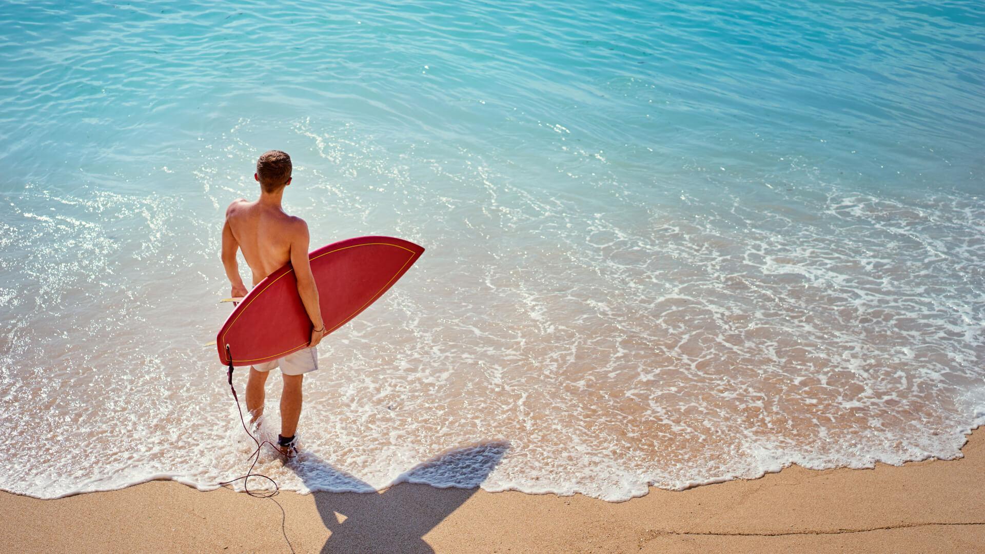 Yeni Başlayanlar İçin Dalga Sörfünün Püf Noktaları