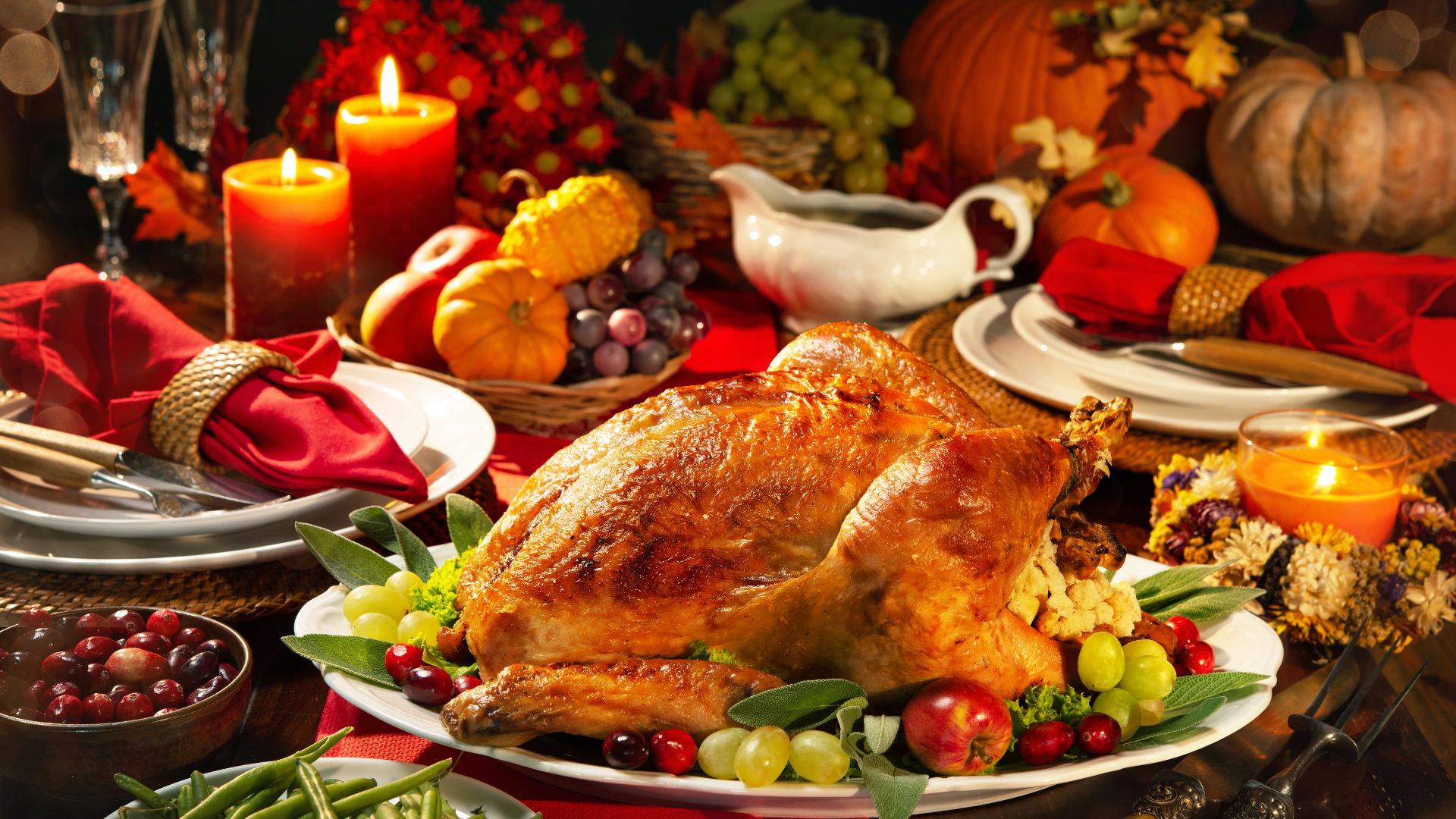 Yılın Hasadına Bin Şükür: Thanksgiving!