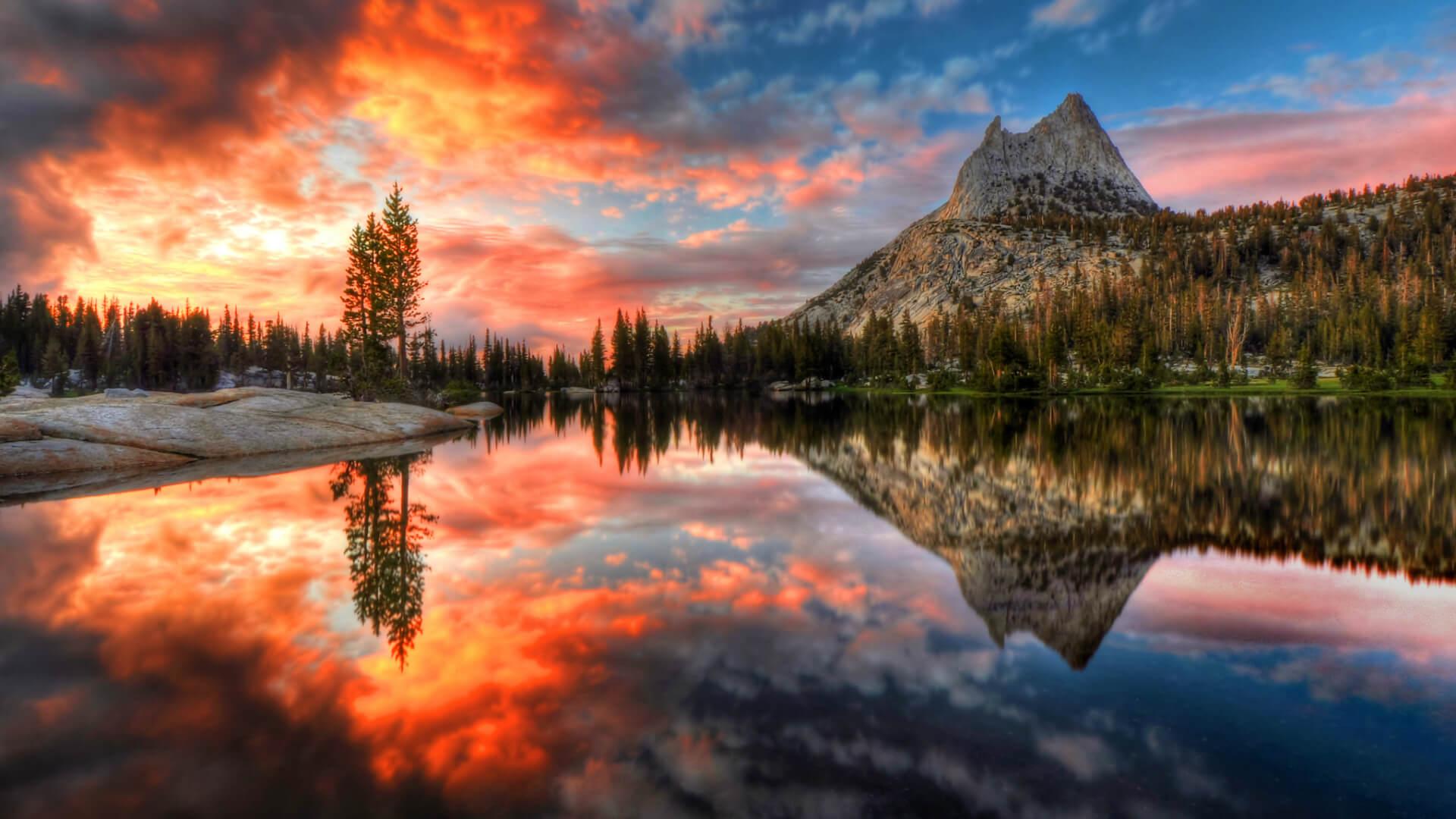 Yosemite Parkı 101, ABD